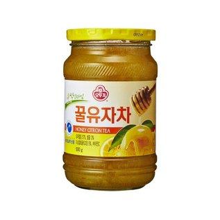 Korean citron honey tea 500g
