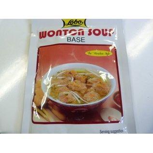 Lobo wonton soup base 40gr