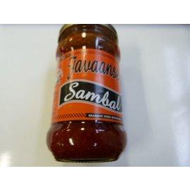 Lekker bekkie Javaanse sambal 290ml