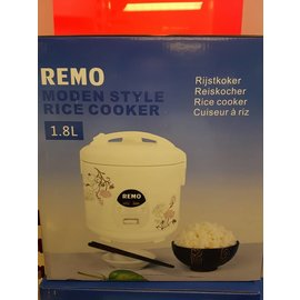 Remo rice cooker 1.8 Liter