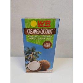 kokoscreme blok 200gr