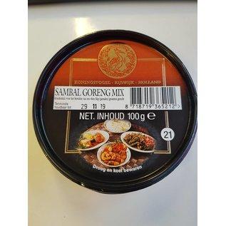 koningsvogel sambal goreng boontjes 100gr