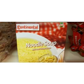 Continental noodle soep 107g