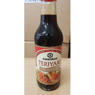 Kikkoman Teriyaki marinade & saus 250ml