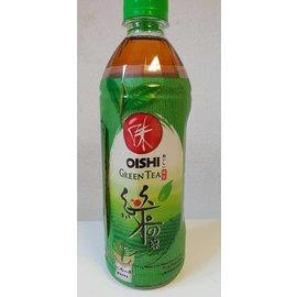 Oishi green tea original 500ml