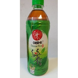 Oishi green tea original 500ml