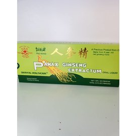Panax Ginseng Extract 10x10ml
