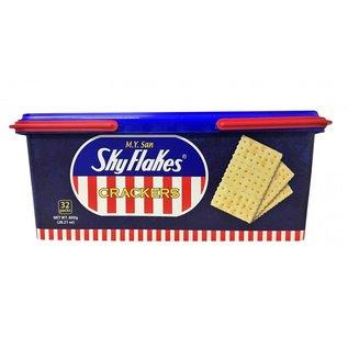 M.Y. San Sky Flakes Crackers 800g