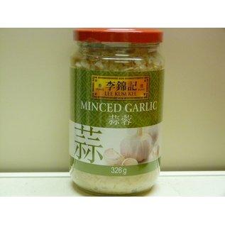 Lee Kum Kee minced garlic 326gr