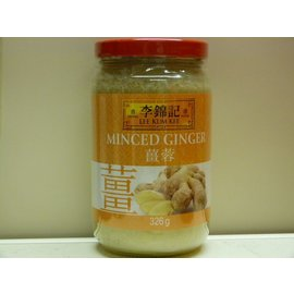 Lee Kum Kee minced ginger 326gr