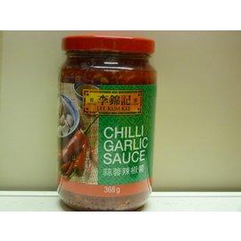 Lee Kum Kee chilli garlic sauce 368gr
