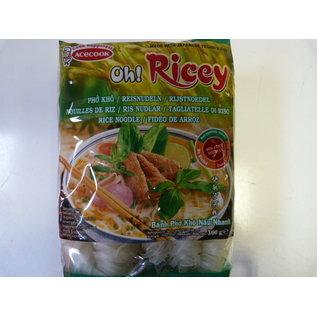 Acecook rijstnoedels 500g