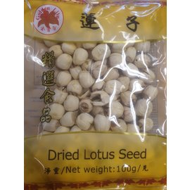 Lotus zaad gedroogd 100g