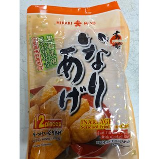 Japans Tofu envolopjes 12stuks