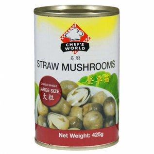 Mushroom straw heel 425gr