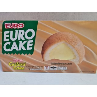 Euro cake Custard 204g