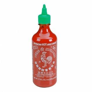 sriracha chilli sauce 482gr