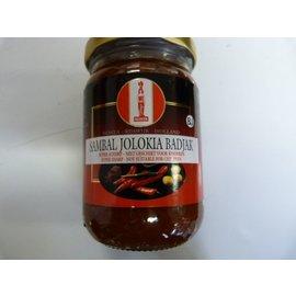 Sambal Jolokia Badjak 200gr