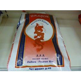 Dragon pandan rijst 20kg