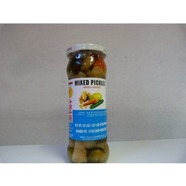 Mee Chun Mixed Pickles (Tafelzuur) 475g