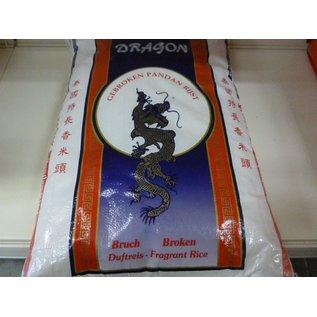Dragon pandan rijst broken 20kg