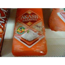Akash basmati rijst 1kg