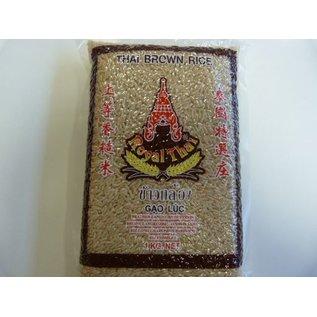 Royal thai brown rice 1kg
