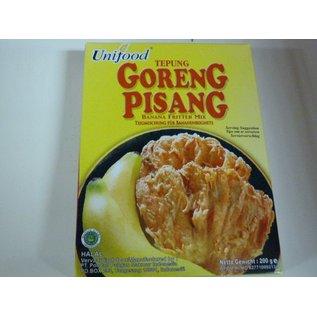 Unifood pisang goreng 200gr