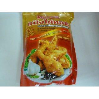 Fried chicken mix met peper en knoflook 500gr