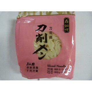 Sichuan sliced noodle 600gr
