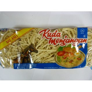Kuda Mie Telor Asli Lebar (breed) 200gr