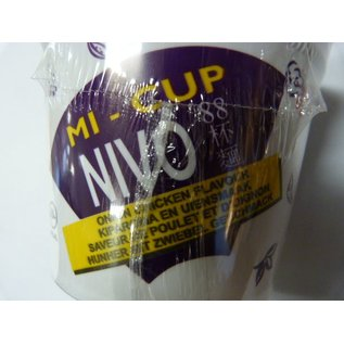 Nivo cup noodle onion chicken 65gr