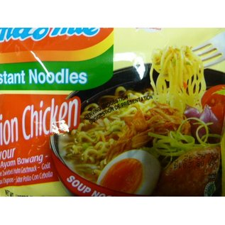 Indomie onion chicken 75gr 10 stuks