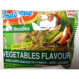 Indomie Vegetables 80gr 10 stuks