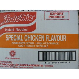 Indomie special chicken 40x75gr
