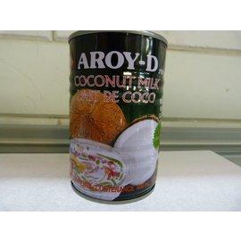 Aroy-D kokosmelk voor dessert 400ml