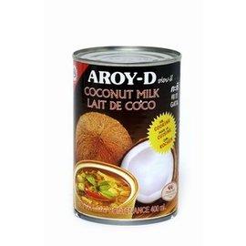 Aroy-D kokosmelk voor koken 400ml