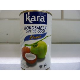 Kara kokosmelk 400ml