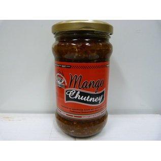 Lekker bekkie mango chutney 290ml