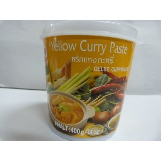 yellow curry paste 400gr