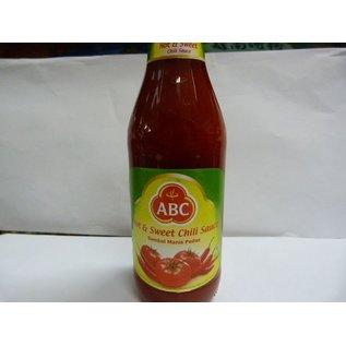 ABC chili saus (Hot&Sweet) 335ml