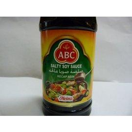 ABC Kecap Asin (Zout) 600ml