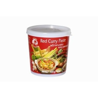 Red curry paste 400gr