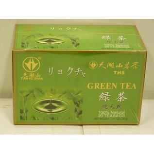 THS green tea (zakjes) 40gr