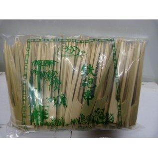 Tepo kushi Japans bamboe stokjes 9cm