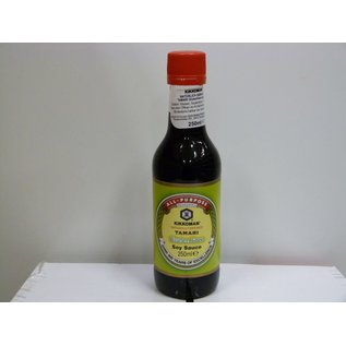 Kikkoman Tamari Soy Sauce (gluten free) 250ml