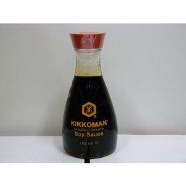 Kikkoman Sojasaus tafel fles 150ml
