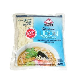 Chef's world udon noodles 200 gr