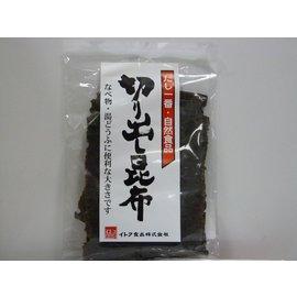 Kombu gedroogd blad zeewier 30gr