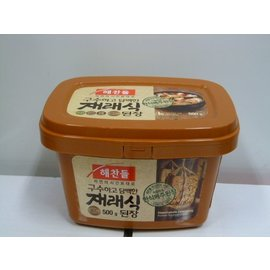 Korean soybean paste 500gr
